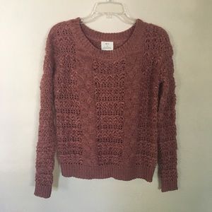 Pink Urban Outfitters Sweater